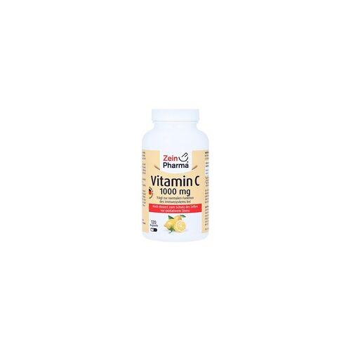 ZeinPharma VITAMIN C 1000 mg ZeinPharma Kapseln 120 Stück