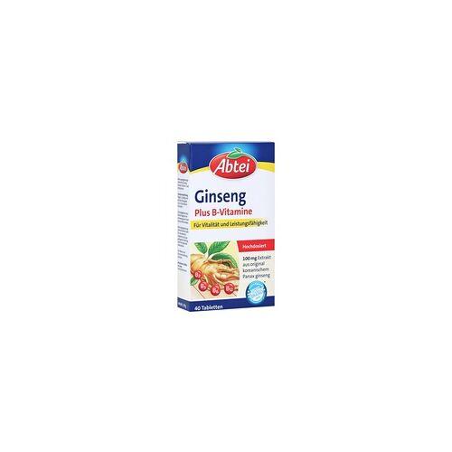 Omega Pharma Deutschland GmbH ABTEI Ginseng (Plus B-Vitamine) 40 Stück