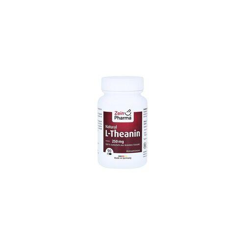 ZeinPharma L-THEANIN Natural 250 mg Kapseln ZeinPharma 90 Stück