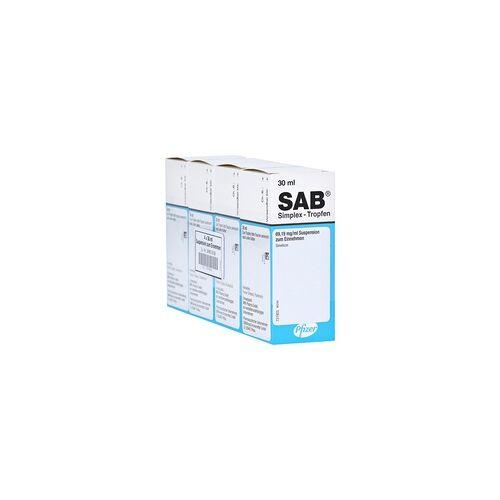 Emra-Med Sab simplex Suspension zum Einnehmen Suspension zum Einnehmen 4x30 Milliliter