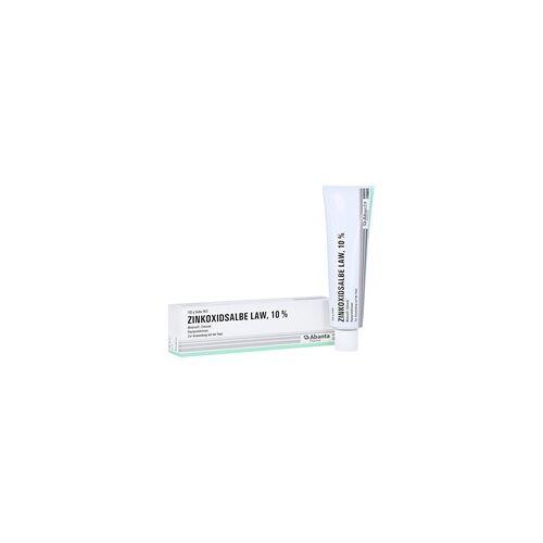 Abanta Pharma GmbH Zinkoxidsalbe LAW Salbe 100 Gramm