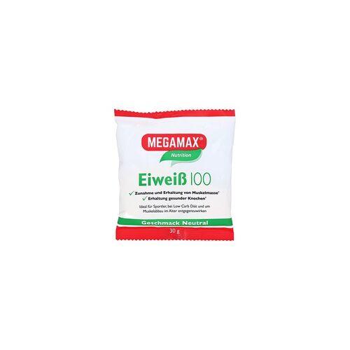 Megamax B.V. Eiweiss 100 Neutral Megamax Pulver 30 Gramm