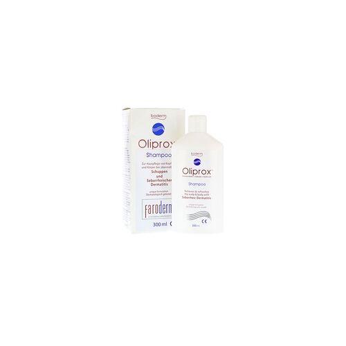 FaroDerm GmbH OLIPROX Shampoo b.Seb.Dermatitis u.Schuppen 300 Milliliter