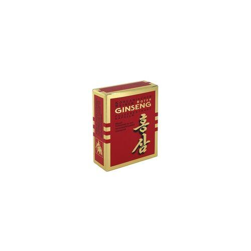 KGV Korea Ginseng Vertriebs GmbH Koreanischer Reiner Roter Ginseng Pulverextrakt Kapseln 30 Stück