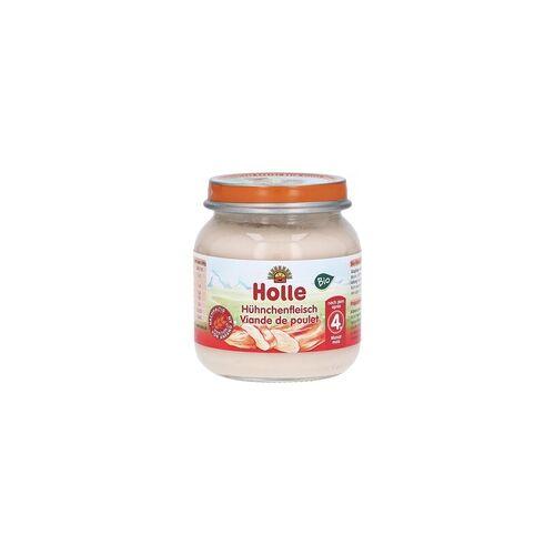 HOLLE Hühnchenfleisch 125 Gramm