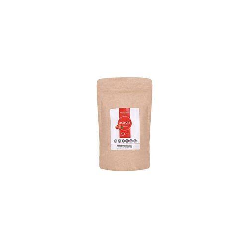 Amazonas ACEROLA 100% natürliches Vitamin C Pulver 500 Gramm