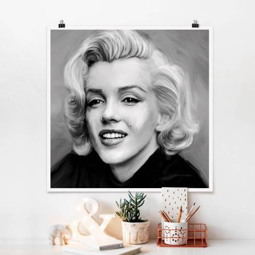 Poster Marilyn privat