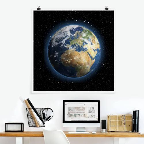 Poster My Earth