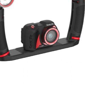 SeaLife Micro 2.0 Pro Duo 4000 - Farbe: Schwarz/Rot