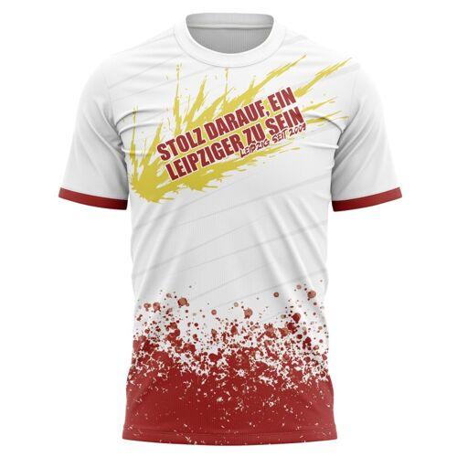 Tribune FC T-shirt Stolz darauf, ein Leipziger zu sein - Fans Leipzig