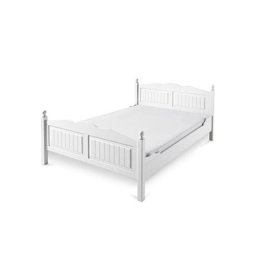 bonprix Bett weiß