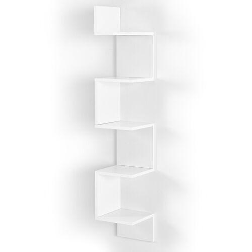 bonprix Regal für Ecke weiß