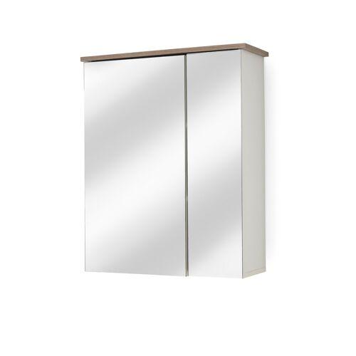 bonprix Badezimmer Spiegelschrank weiß