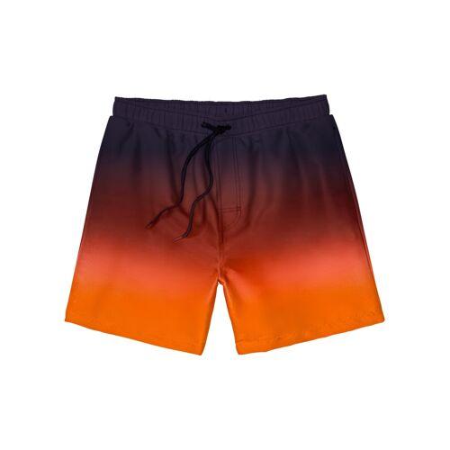 bonprix Badeshorts Herren orange