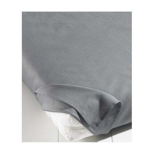 bonprix Linon Bettlaken grau