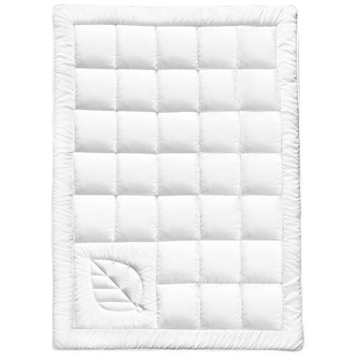 bonprix Allergiker Bettdecke warm weiß