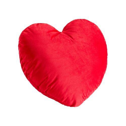 bonprix Dekokissen Herz rot