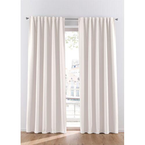 bonprix Thermo-Vorhang (1er Pack) weiß
