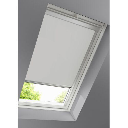 bonprix Dachfenster-Rollo Verdunkelung weiß
