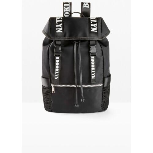 bonprix Sportrucksack schwarz