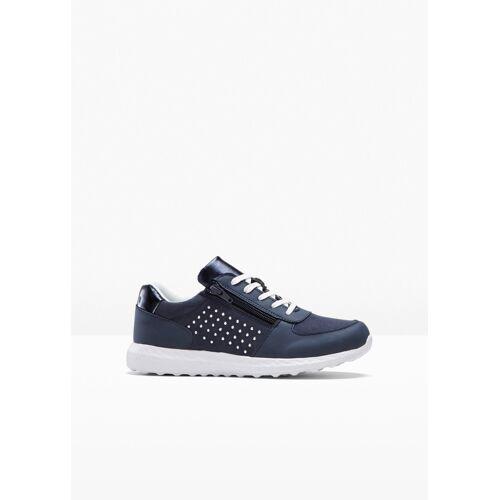 bonprix bequemer Sneaker blau