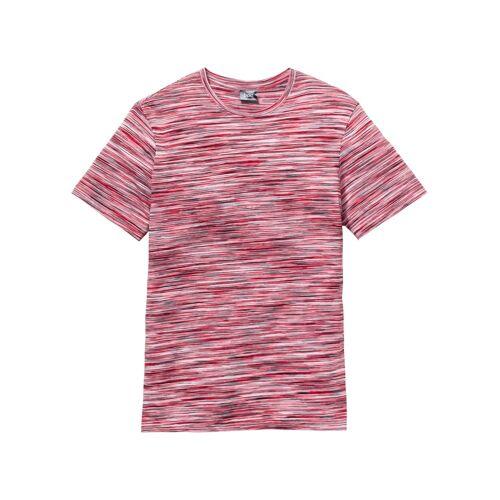 bonprix Hautfreundliches T-Shirt aus Baumwolle rot