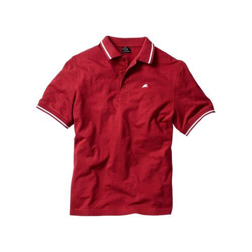bonprix Poloshirt, Kurzarm rot