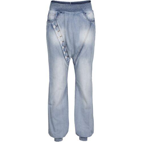bonprix Baggy Jeans blau