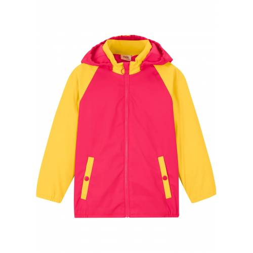 bonprix Mädchen Regenjacke gelb