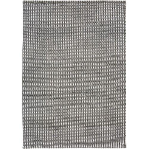 bonprix Teppich mit dezenter Struktur grau