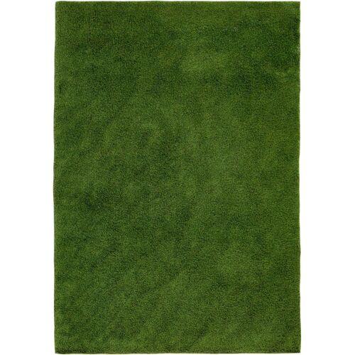 bonprix In- und Outdoor Kunstrasen Teppich grün
