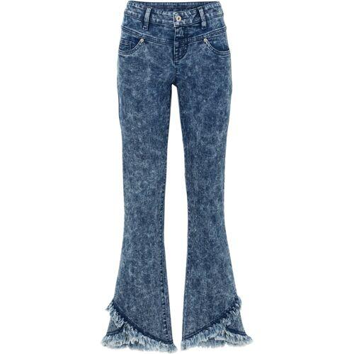 bonprix Jeans blau