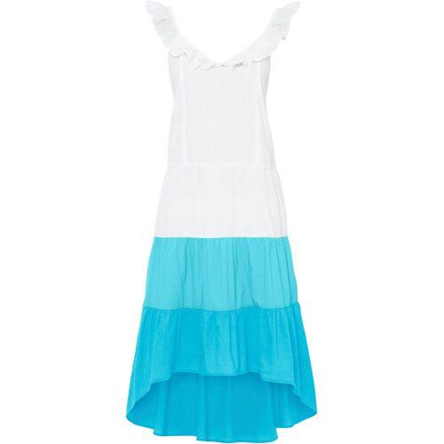 bonprix Vokuhila-Kleid weiß