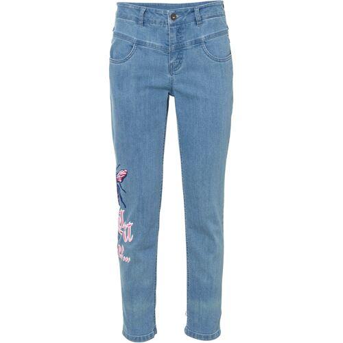 bonprix 7/8-Jeans weiß