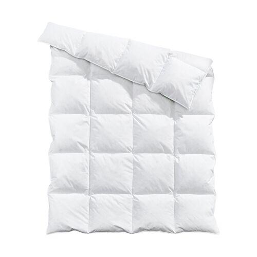 bonprix Allergiker Bettdecke Green First warm weiß
