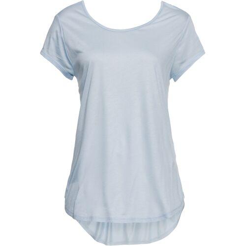bonprix Shirt mit tiefem Rücken lila