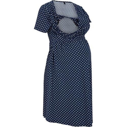 bonprix Stillkleid / Umstandskleid blau