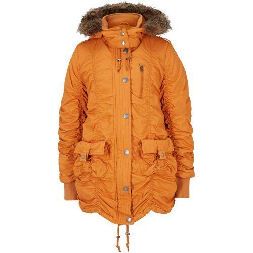 bonprix Winterjacke orange