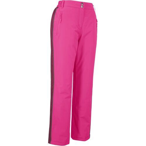bonprix Lange Funktions-Thermohose mit Wattierung pink