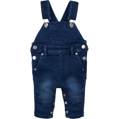 bonprix Baby Jeans Latzhose blau