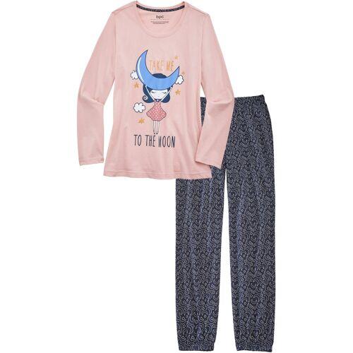 bonprix Pyjama rosa