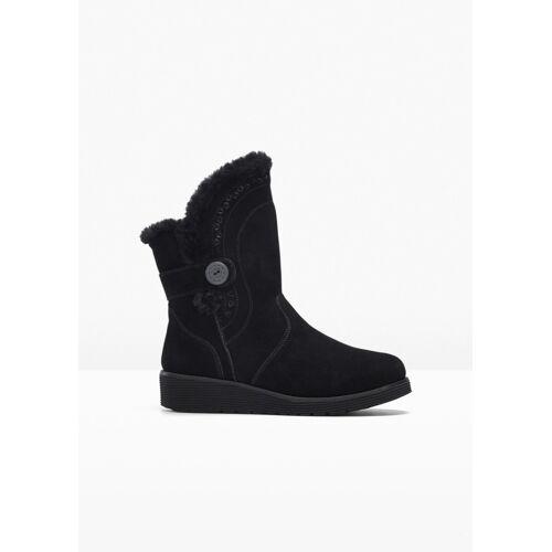 bonprix Skechers Stiefel schwarz