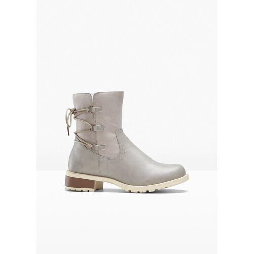 bonprix Boot grau