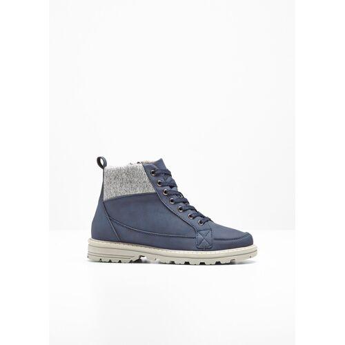 bonprix Schnür Boot lila