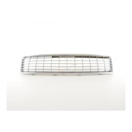 FK-Automotive Sportgrill Frontgrill Grill Audi A4 Typ 8E  00-04 chrom