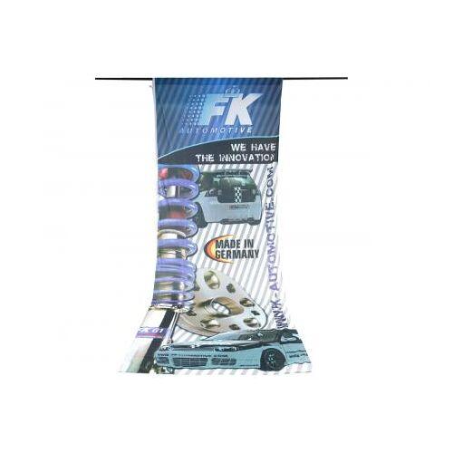 FK-Automotive Fahne FK - 150 x 400 cm