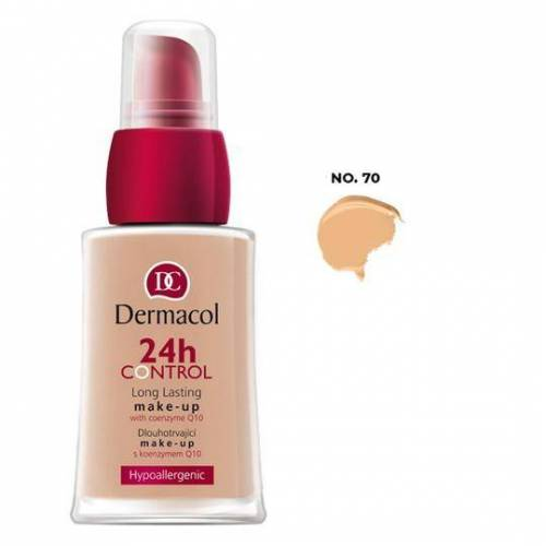 Dermacol 24H Control Make-Up No.70 langanhaltendes Make-up 30 ml