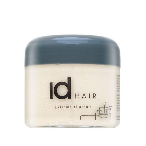 id HAIR Extreme Titanium Haarwachs für starken Halt 100 ml