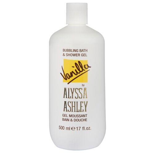 Alyssa Ashley Vanilla Duschgel für Damen 500 ml
