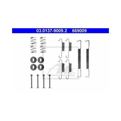 03.0137-9009.2 ATE Zubehör für Bremsbacken VW Kaefer